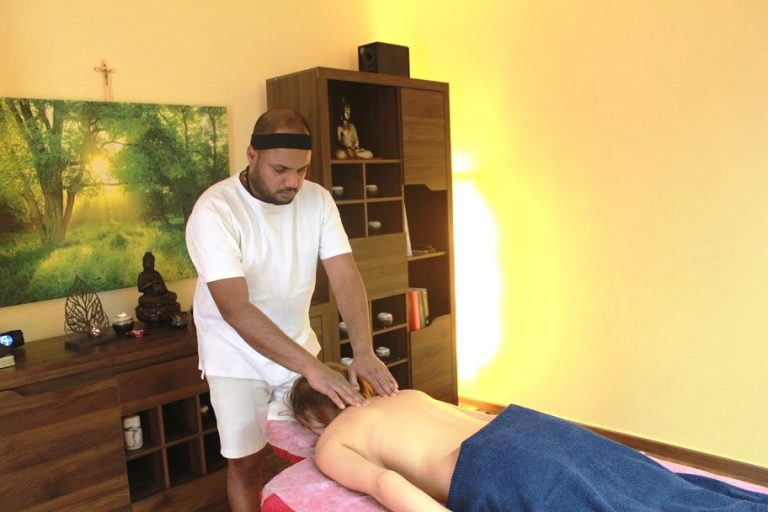 Ako sa pripraviť na masáž?