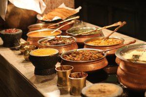 ako sa stravujú Indovia?