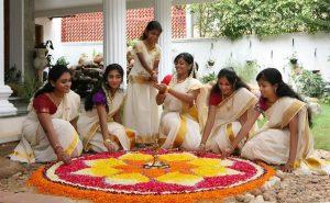 Indický sviatok Onam, zdroj foto:https://www.travelogyindia.com