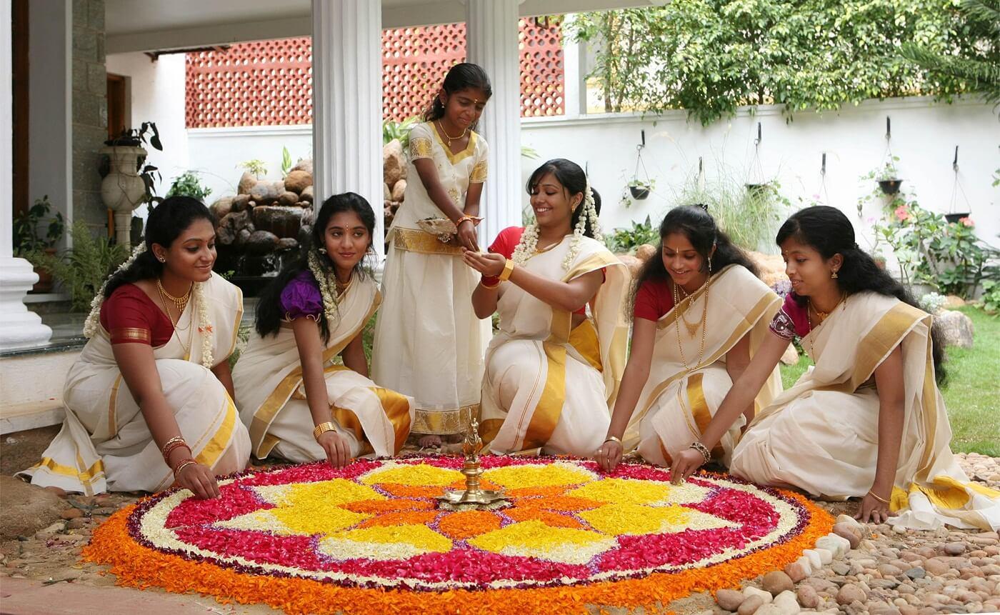 Indický sviatok Onam