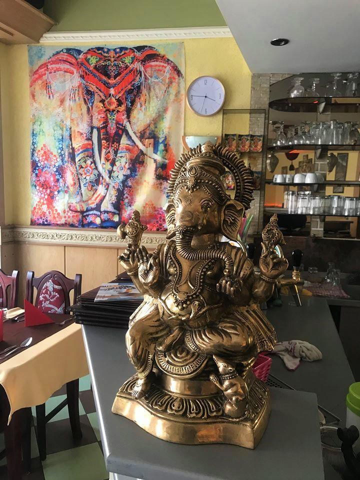 Indická reštaurácia Swagatam